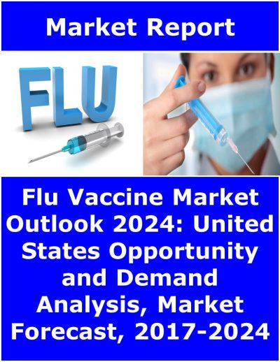 Flu Vaccine Market Outlook 2024: United States Opportunity and Demand Analysis, Market Forecast 2017-2024 Vaccines