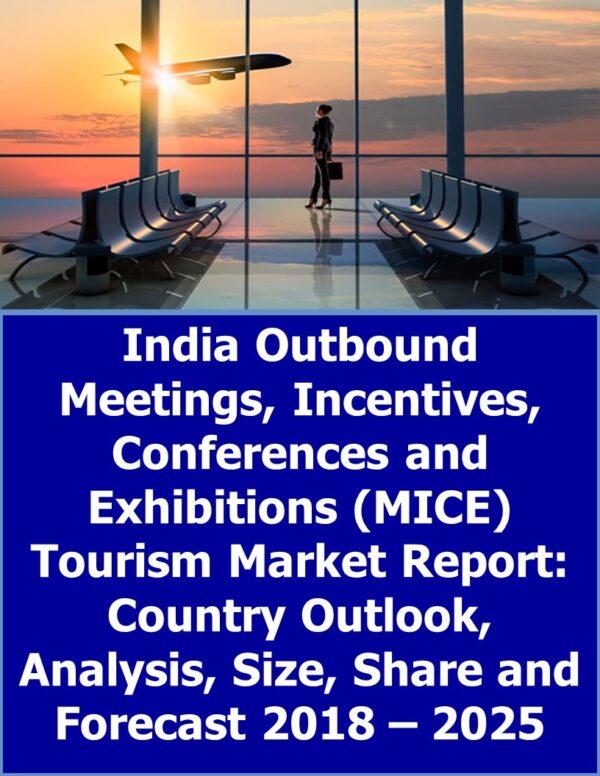 India Outbound MICE Tourism Market 2018 2025