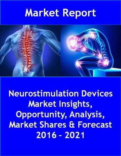 Neurostimulation Devices Market Insights, Opportunity, Analysis, Market Shares & Forecast 2016 – 2021 Medical Device