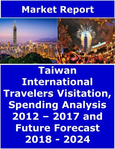 Taiwan International Travelers Visitation, Spending Analysis 2012 – 2017 and Future Forecast 2018 – 2024 Tourism