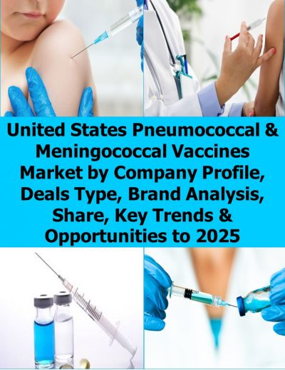 United States Pneumococcal & Meningococcal Vaccines Market by Company Profile, Deals Type, Brand Analysis, Share, Key Trends & Opportunities to 2025 Pharmaceuticals