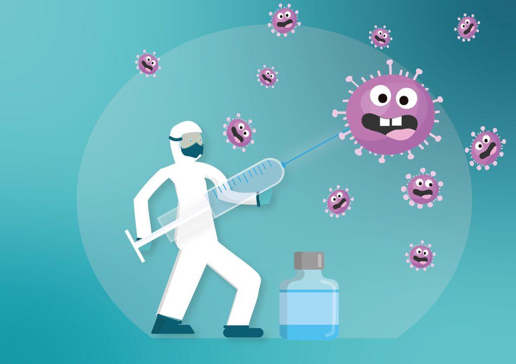 coronavirus, pandemic, vaccine